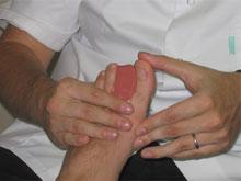 Soins en orthoplastie